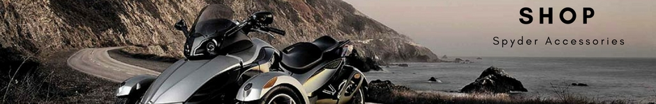 can-am Spyder Accessories for sale